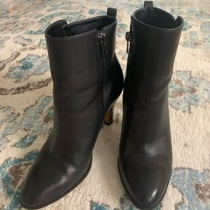 Ankle booties from Coach